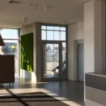 Firmenzentrale Aumer Group Inneneinrichtung / Büroeinrichtung