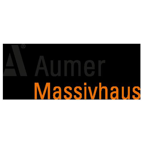 Aumer Massivhaus Regensburg / Wörth an der Donau Logo