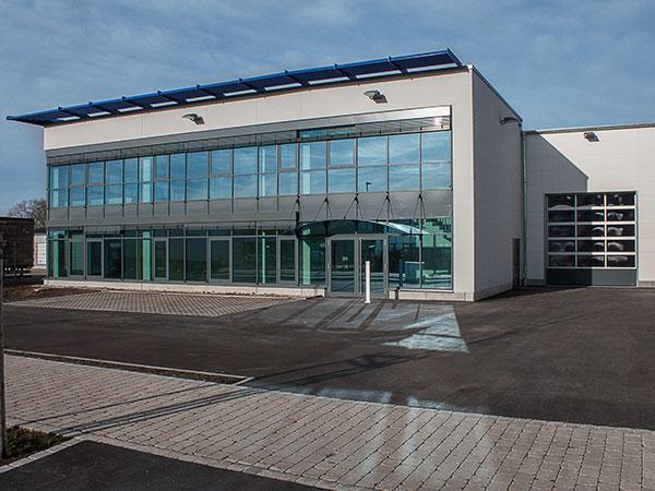 Referenz Aumer Gewerbebau 2016 Weldex Euro GmbH