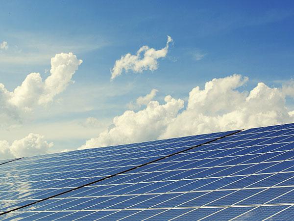 Thermische Solaranlage im Hausbau