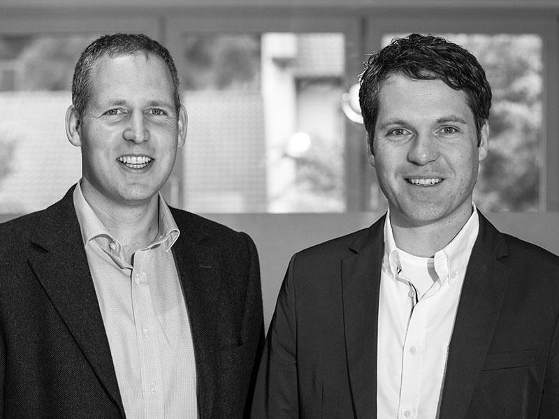 Michael Obermeier und Matthias Aumer, Aumer Massivhaus