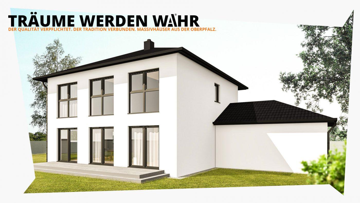 Aumer Massivhaus - Massivhäuser aus der Oberpfalz