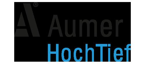 Aumer HochTief Wörth an der Donau Logo