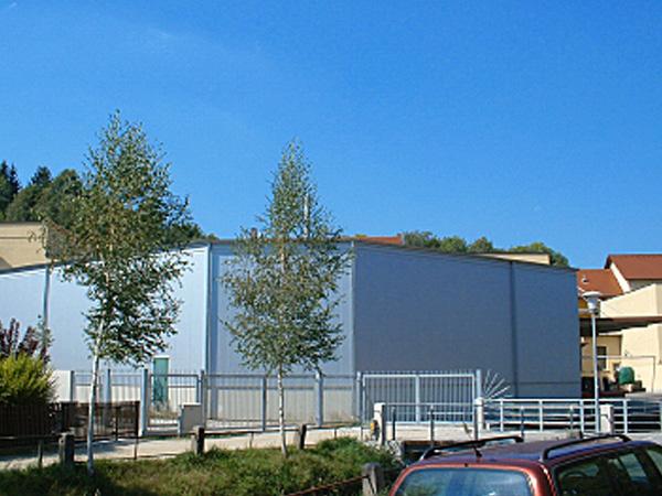 Aumer Gewerbebau Referenz: Stapelhalle für die Brauerei Wittmann