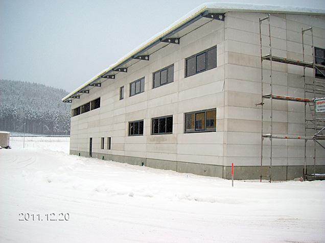 Aumer Gewerbebau Referenz F.X. Herrmann GmbH