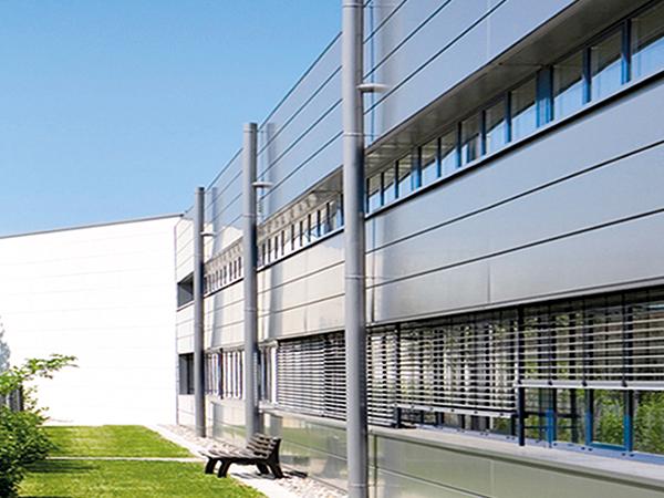 Aumer Gewerbebau Referenz Pilati München-Freiham