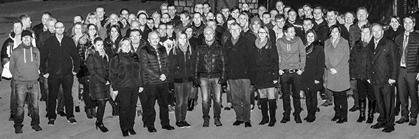 Aumer Group - Die Mitarbeiter