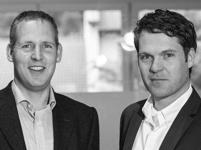 Aumer Massivhaus - Geschäftsführer Michael Obermeier und Ernst-Matthias Aumer