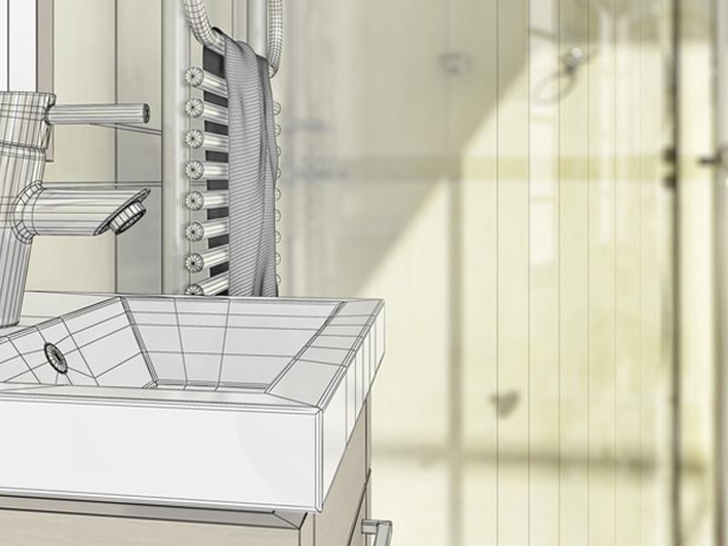 3D Badplanung - Ein Blick voraus