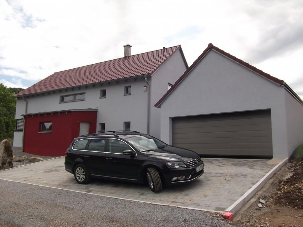 Aumer Massivhaus - Bauablauf - Einziehen & Loswohnen