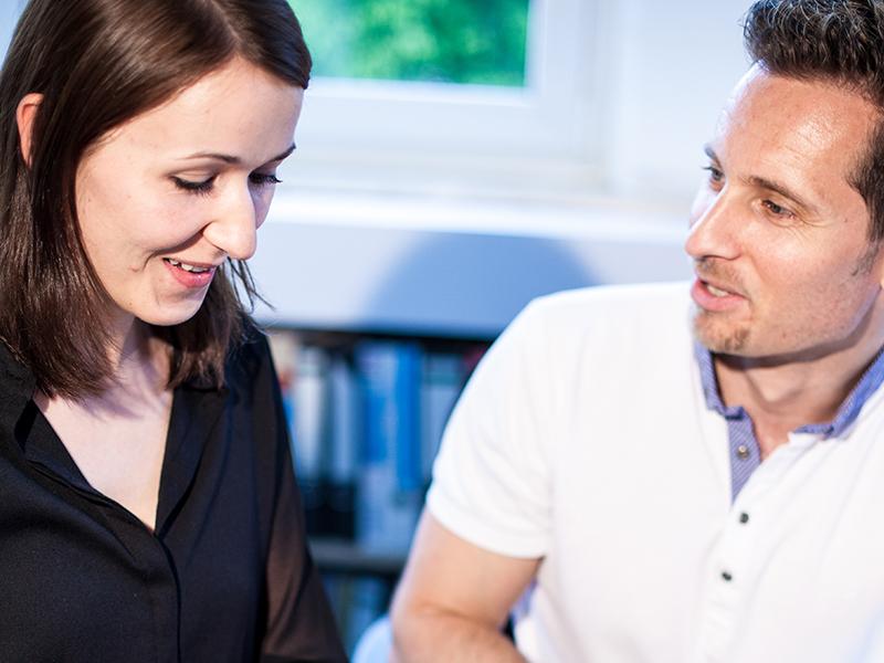 Hausdesigntageberater Veronika Kulzer & Peter Kerres