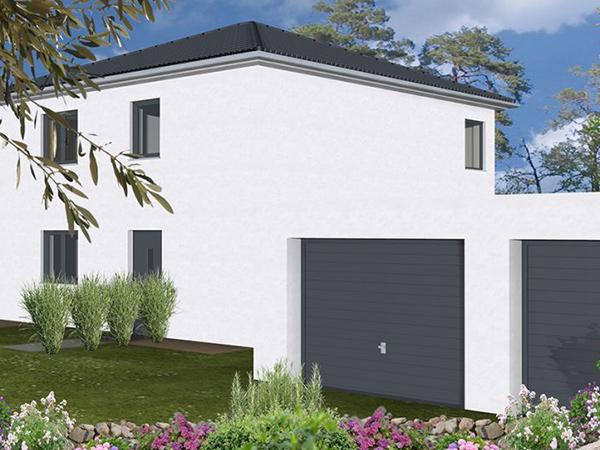 Baustart in Painten, Aumer Massivhaus