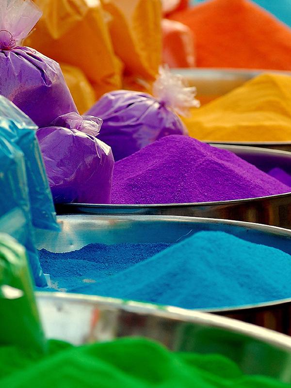 Mit Farben Akzente schaffen