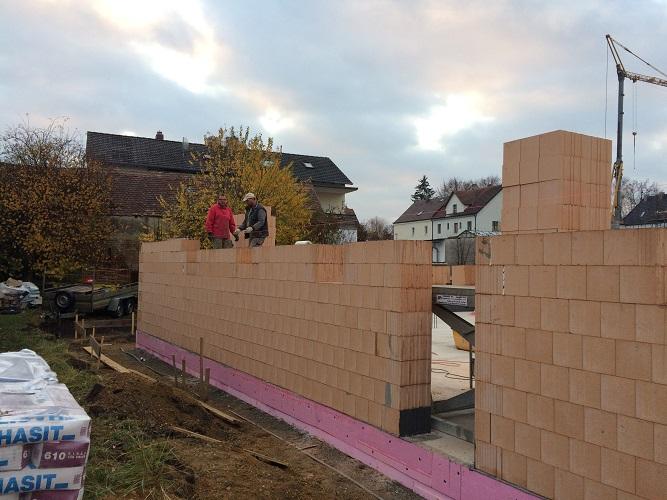 bautagebuch straubing ein neues aumer massivhaus in niederbayern. Black Bedroom Furniture Sets. Home Design Ideas
