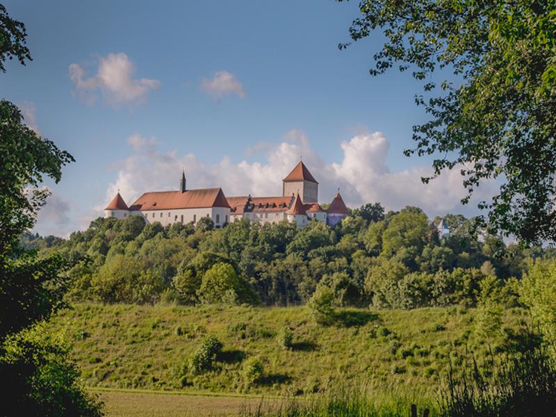 Schloss Wörth an der Donau (Copyright: Eigenstetter / Wikipedia)