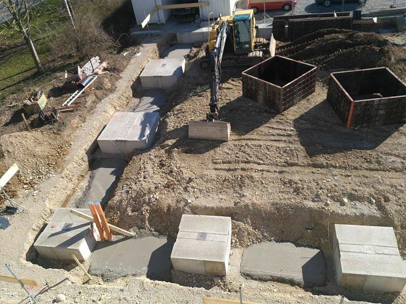 Bauvorhaben Aumer Stahlbau | Hallenbau: Mader, Grafing