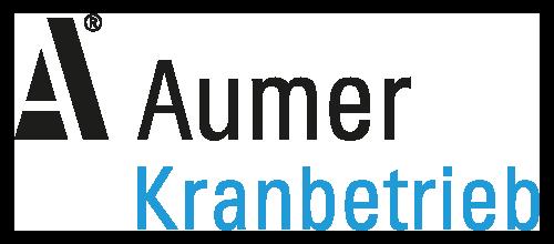 Logo, Aumer Kranbetrieb, Wörth an der Donau