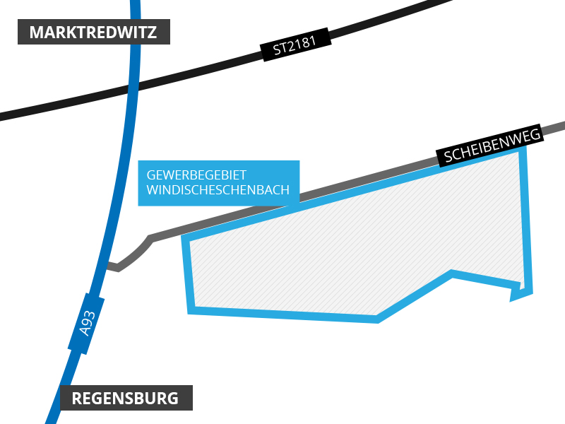 Gewerbegebiet Windischeschenbach