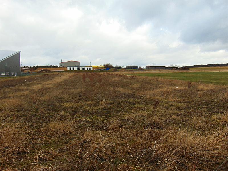 Freie Flächen im Gewerbegebiet Windischeschenbach