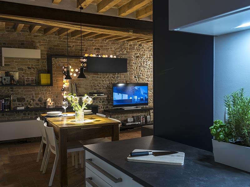 Individuelle Lichtstimmungen mit Smart-Home-Steuerung