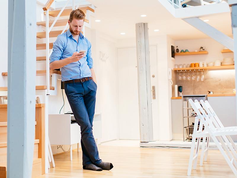 Smart Home - ganz einfach und jede Menge Vorteile