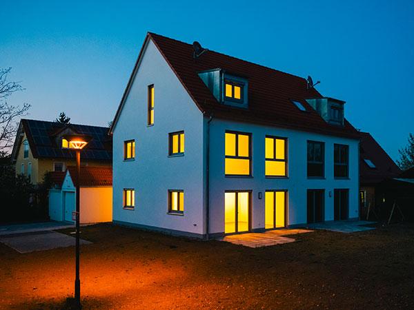 """Aumer Doppelhaus """"Freundschaft"""""""