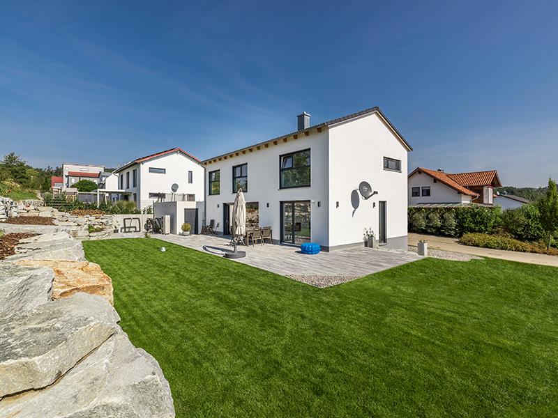 Einfamilienhaus mit Logenplatz